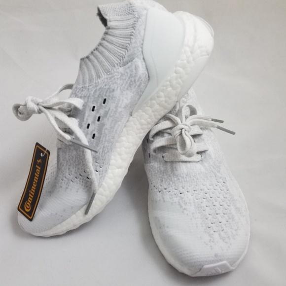 dc903de442700 New Adidas uncaged Ultra Boost 1.0 triple white